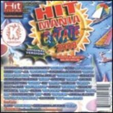 Hit Mania estate 2008 - CD Audio