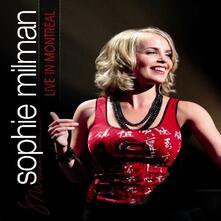 Sophie Milman. Live In Montreal - DVD