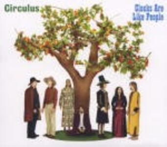Clocks Are Like People - Vinile LP di Circulus