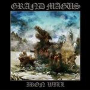 Iron Will - Vinile LP di Grand Magus