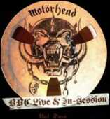 Vinile BBC Live in Session vol.2 Motorhead