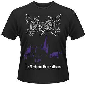 Idee regalo Mayhem. De Mysteriis Dom Sathanas Plastic Head