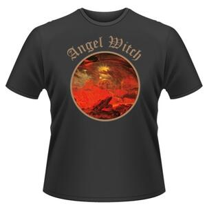 T-Shirt Unisex Angel Witch. Angel Witch