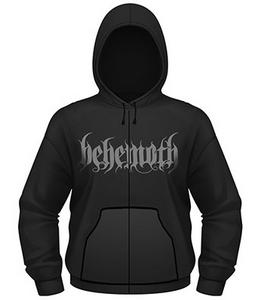 Idee regalo Felpa con Cappuccio Behemoth. Logo Plastic Head 0