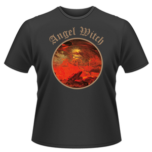 Idee regalo T-shirt unisex Angel Witch. Angel Witch Plastic Head