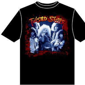Twisted Sister. I Wanna Rock