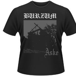 T-shirt unisex Burzum. Aske