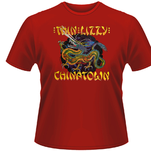 Idee regalo Thin Lizzy. Chinatown Plastic Head
