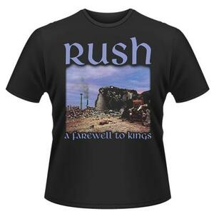 Rush. A Farewell To Kings