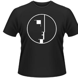 Idee regalo T-shirt unisex Bauhaus. Logo Plastic Head