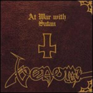 At War with Satan - Vinile LP di Venom