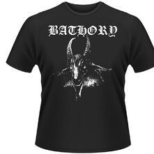T-shirt unisex Bathory. Goat