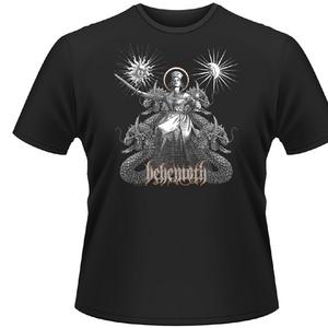 Idee regalo T-shirt unisex Behemoth. Evangelion Plastic Head