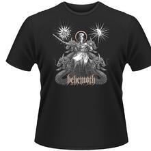 T-shirt unisex Behemoth. Evangelion
