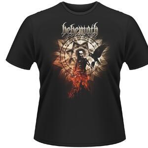 T-shirt unisex Behemoth. Firecrow