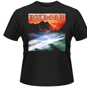 T-Shirt unisex Bathory. Twilight of the Gods