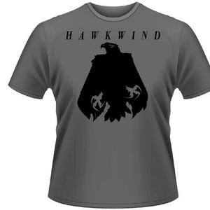 Idee regalo T-Shirt Hawkwind. Eagle Plastic Head