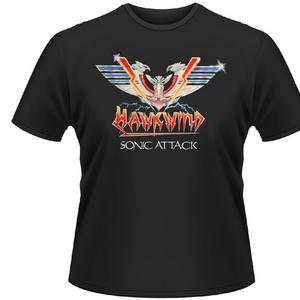 Idee regalo Hawkwind. Sonic Attack Plastic Head