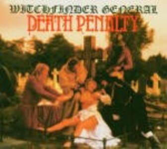 Death Penalty - Vinile LP di Witchfinder General