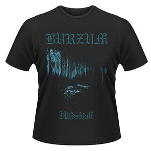 Idee regalo T-shirt unisex Burzum. Hlidskjalf Plastic Head