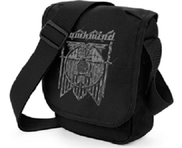 Idee regalo Hawkwind. Doremi Messenger Bag Plastic Head