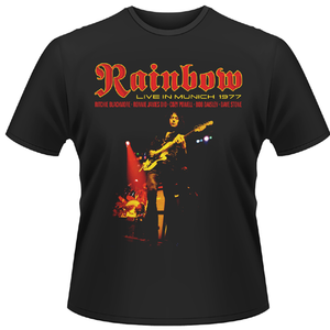 Idee regalo Rainbow. Live In Munich Plastic Head