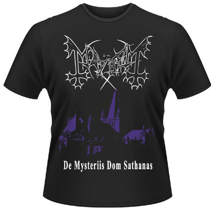 Mayhem. De Mysteriis Dom Sathanas