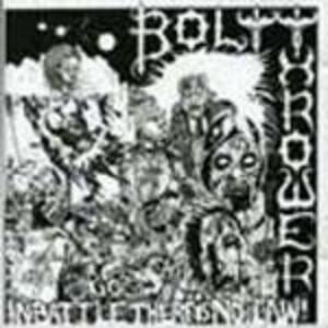 In Battle There Is No Law - Vinile LP di Bolt Thrower