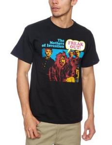 Idee regalo T-Shirt unisex Frank Zappa. Freak Out Plastic Head