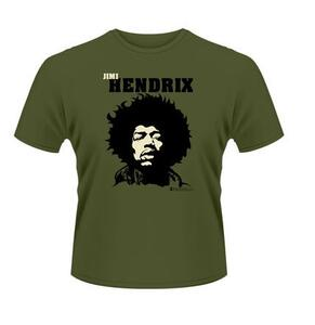 T-Shirt unisex Jimi Hendrix. Close Up