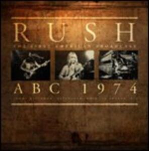ABC 1974 - Vinile LP di Rush