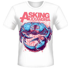 T-shirt unisex Asking Alexandria. Crab