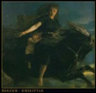 Umskiptar - Vinile LP di Burzum