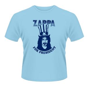 Idee regalo Frank Zappa. Zappa for President Plastic Head