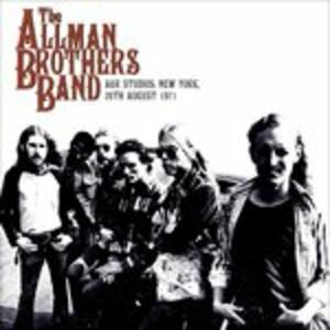 A&R Studios. New York, 26th August 1971 - Vinile LP di Allman Brothers Band