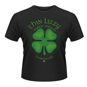 Idee regalo Thin Lizzy. Four Leaf Clover Plastic Head