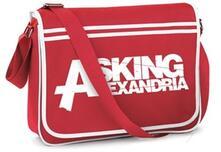 Borsa da viaggio Asking Alexandria. Logo Retro
