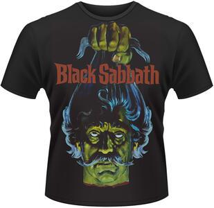 T-Shirt uomo Black Sabbath Head