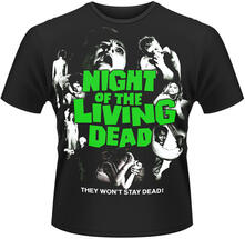 T-Shirt uomo Night of the Living Dead Poster
