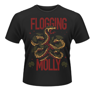 Idee regalo Flogging Molly. Snake Plastic Head