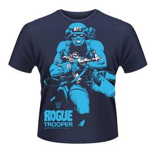 Idee regalo T-Shirt unisex 2000ad Rogue Trooper. Rogue Trooper 3 Plastic Head