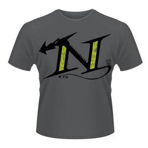 Idee regalo T-Shirt unisex 2000ad Nemesis the Warlock. Nemesis Logo Plastic Head