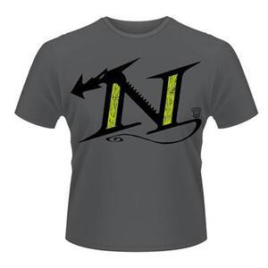 T-Shirt unisex 2000ad Nemesis the Warlock. Nemesis Logo