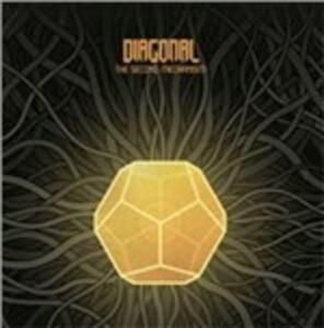 The Second Mechanism - Vinile LP di Diagonal
