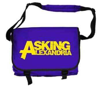 Borsa da viaggio Asking Alexandria. Logo