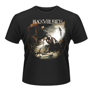 T-shirt unisex Black Veil Brides. Winged Legion