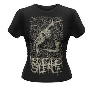 Idee regalo Suicide Silence. Death Tales Plastic Head