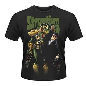T-Shirt unisex 2000ad Strontium Dog. Banker