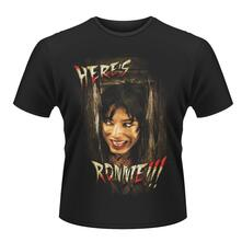 T-Shirt Unisex Falling In Reverse. Here's Ronnie Front & Back Print