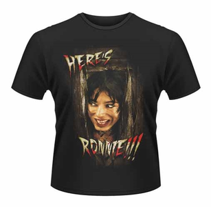 Idee regalo T-Shirt unisex Falling in Reverse. Here's Ronnie Front & Back Print Plastic Head 0